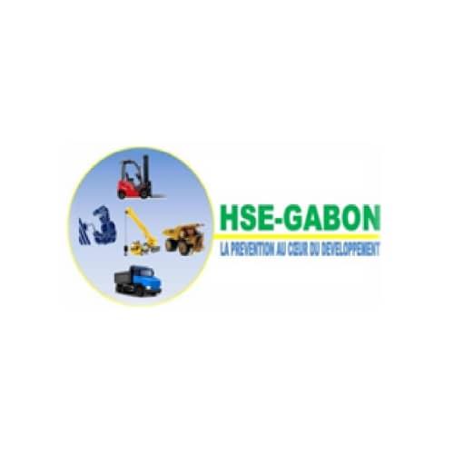 Logo HSE GABON